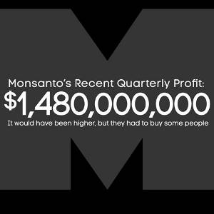 Monsanto Lobby Corruption