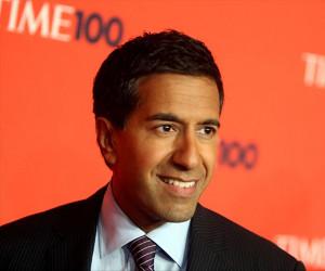 CNN's chief medical correspondent: Dr. Sanjay Gupta