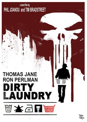 The Punisher : Dirty Laundry featuring Thomas Jane & Ron Perlman