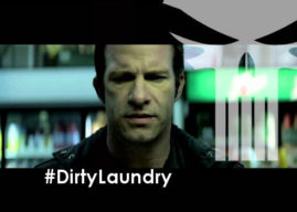 THE PUNISHER: #DIRTYLAUNDRY