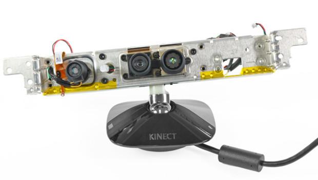 Hacked Xbox Kinect Camera