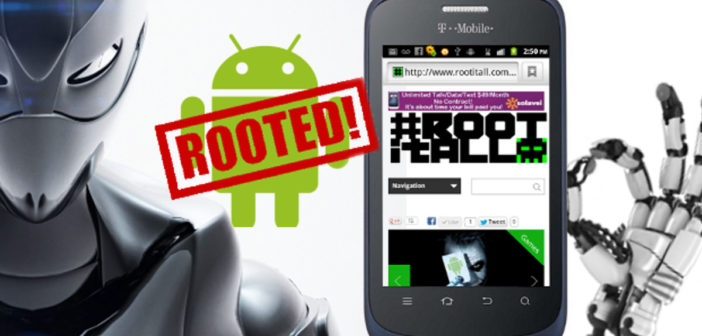Root ZTE v768 Concord phone